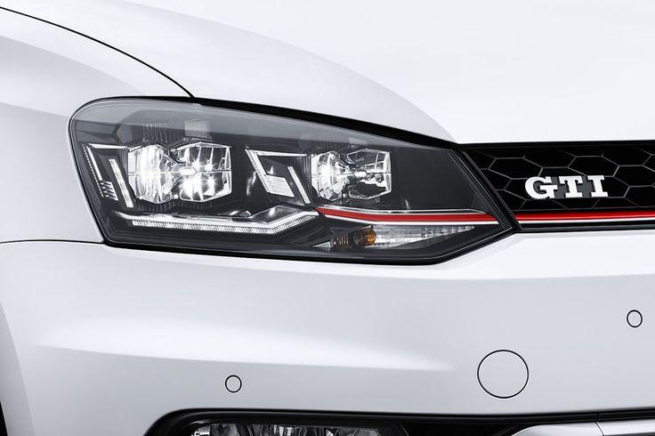 2015 VW Polo GTI Headlights