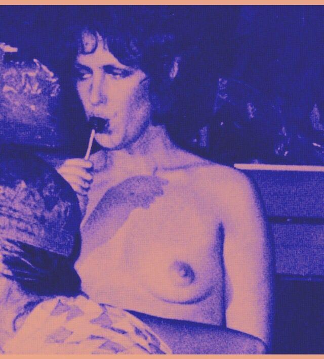 Female rear naked choke