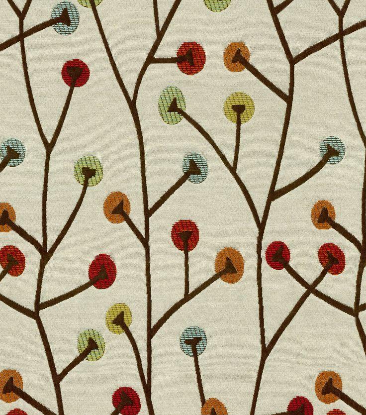 Richloom Studio Upholstery Fabric Twizzler Crayola