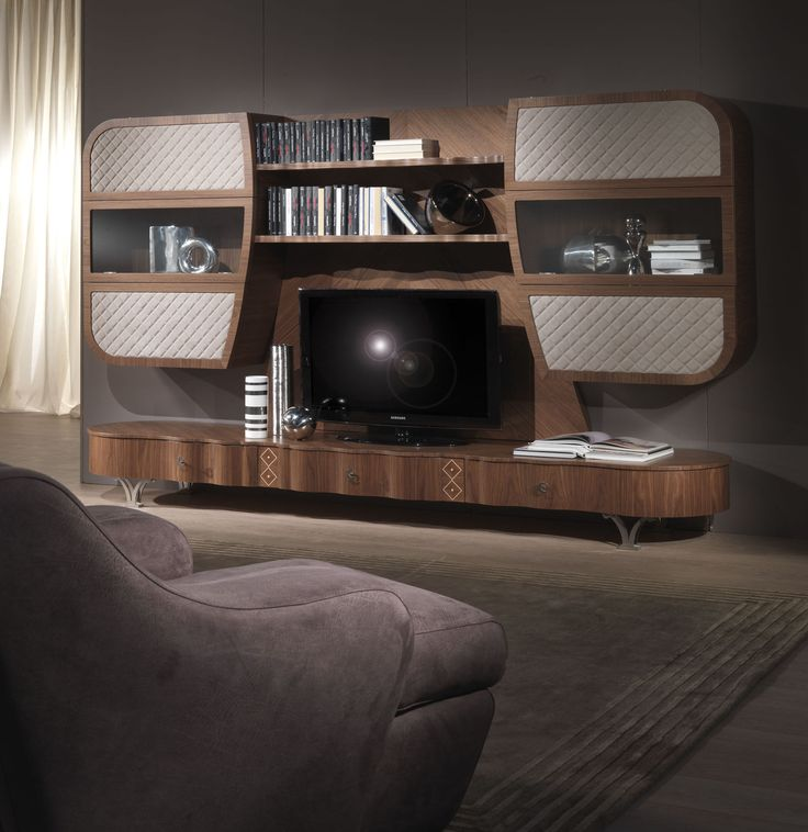 Mistral wall unit Canaletto