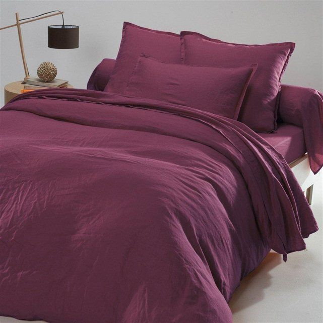 les 25 meilleures id es de la cat gorie couette violet sur pinterest literie prune lit violet. Black Bedroom Furniture Sets. Home Design Ideas