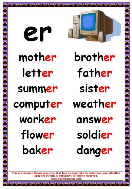 er Words 1