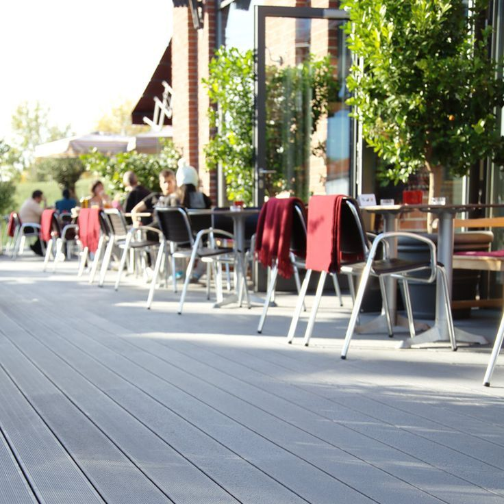 UPM ProFi Deck product family gives outdoor living a fresh and modern feel. UPM