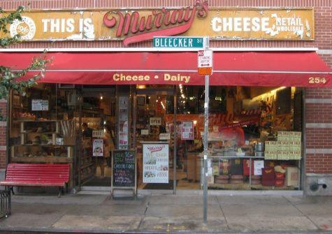 My favorite stretch of Bleecker Street, in the West Village.