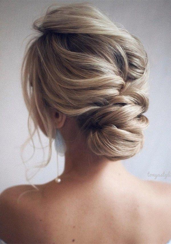 12 So Pretty Updo Wedding Hairstyles From Tonyapushkareva Casual