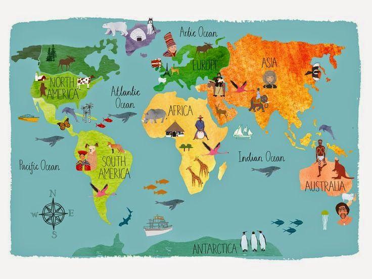 153 best Geografia images on Pinterest Culture, Vatican and - fresh world map quiz practice