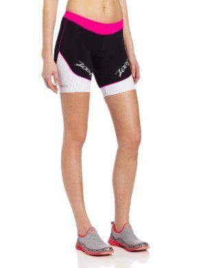 Zoot Sports Women's Ultra Tri 6-Inch Shorts by Zoot Sports. $103.49. UPF 50+ sun protection. Reflective details. Body: 200 g. 78% polyamide/22% elastane Ultra Powertek Inset: 200 g. 62% polyamide/36% elastane/2% carbon  Waistband & Pocket Overlay: 228 g. 79% nylon/21% spandex Teksheen Chamois: 250 g. 100% polyester Tri Cycle Fleece. SeamLink--soft flexible stich. By design races are long and hard.  And, by design, Zoot's triathlon apparel keeps you supported th...