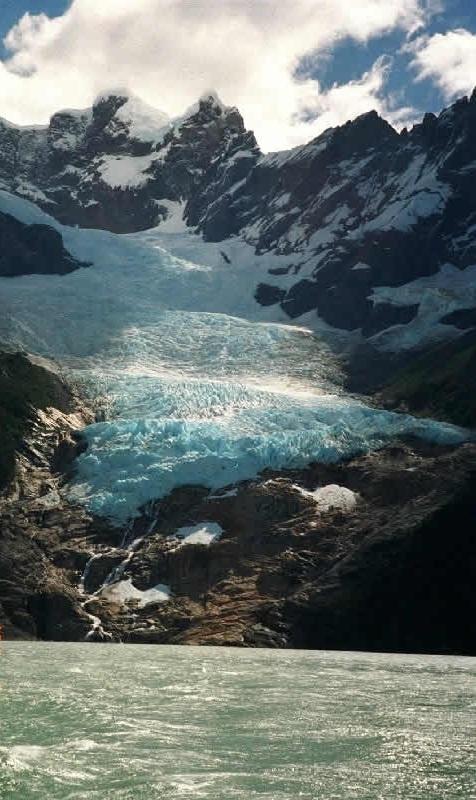 Ventisquero Balmaceda Patagonia