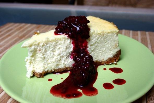 Best Cheesecake On Earth Recipe — Dishmaps