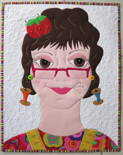 Lady #36 - Olga by mamacjt, via Flickr