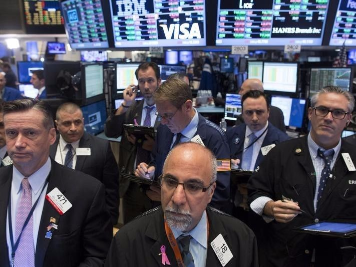 Here's a super-quick guide to what traders are talking about right now - Dave Lutz, head of ETFs at JonesTrading, has an overview of today's markets.  Netflix helped the Nasdaq hit record highs again on Tuesday.  Global markets are mixed, but mostly higher Wednesday morning.  Oil is down slightly after inventories grew.  Soft commodities are all higher.  Here's Lutz:   Morning – US Futures mixed as Nazzy adding to record highs, gaining 30bp, while Transports on back foot with UAL and CSX…