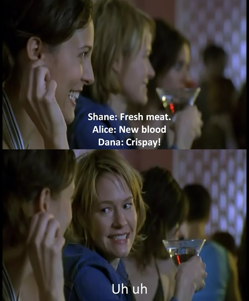 "Classic ""L Word"" moments."