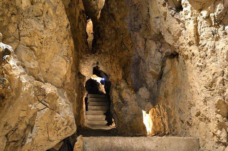 Jaskinia Wierzchowska Górna - warto! 1000m