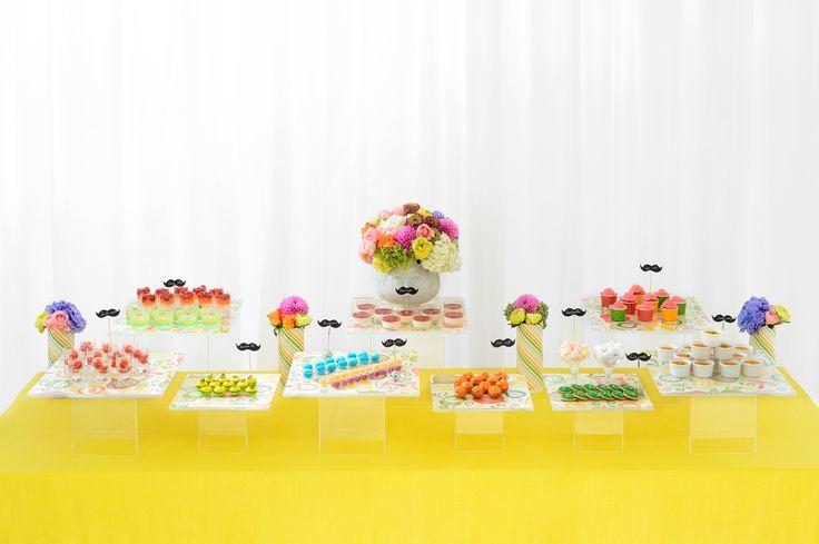 #NOVARESE#dessret#buffet#cake#wedding#party#yellow#colorful
