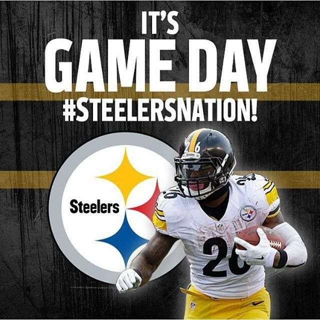 PITTSBURGH STEELERS~GAME DAY