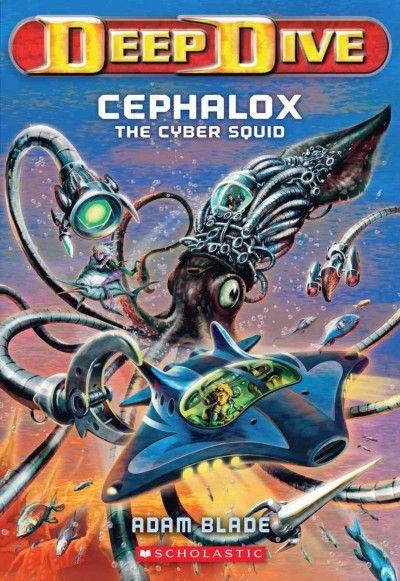 Cephalox the Cyber Squid (Deep Dive)