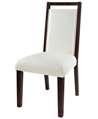 The 25+ Best White Leather Dining Chairs Ideas On Pinterest | Contemporary  Potting Benches, Leather Dining Chairs And Long Dining Tables