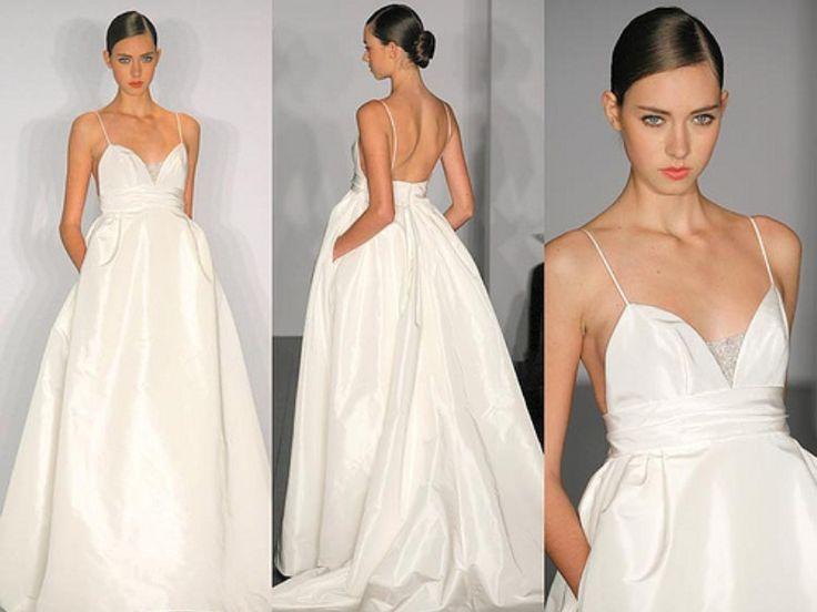82 best wedding dresses images on Pinterest | Gown wedding, Wedding ...