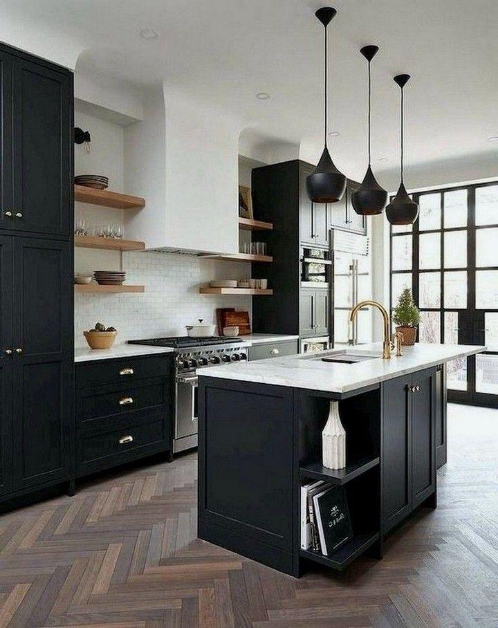 40 Of The Most Gorgeous Kitchen Design Ideas On Pinterest White