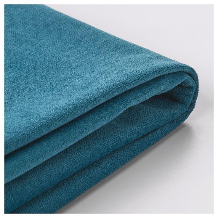 IKEA - STOCKSUND Armchair cover Ljungen blue