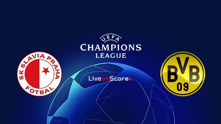 Slavia Prague Vs Dortmund Preview And Prediction Live Stream Uefa Champions Leag Uefa Champions League Champions League Dortmund