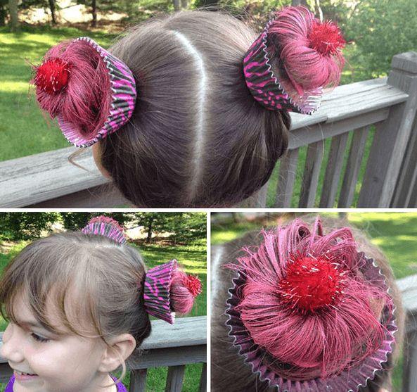 cupcake-hair                                                                                                                                                                                 More