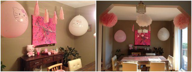 Wooloo | Fête d'enfants sous le thème de Hello Kitty!