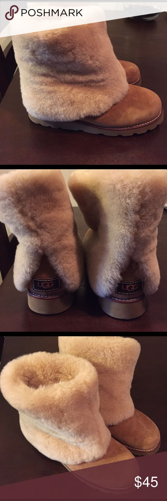 UGG Australia Boot Worn only a few times. UGG Shoes Winter & Rain Boots