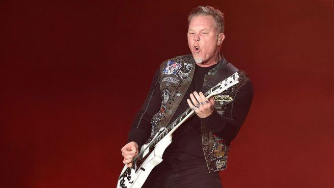 Laut James Hetfield wird das neue Metallica-Album im Herbst 2016 erscheinen.