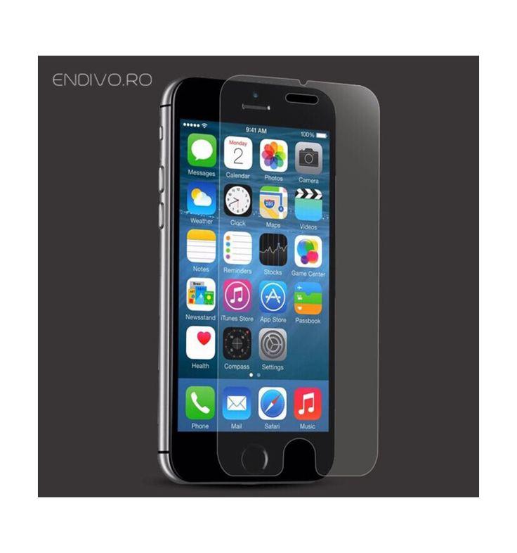 Folie de sticla securizata iPhone 6