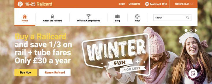 flygcforum.com ✈ 16-25 Railcard #1 ✈ Buy online in a few easy steps ✈