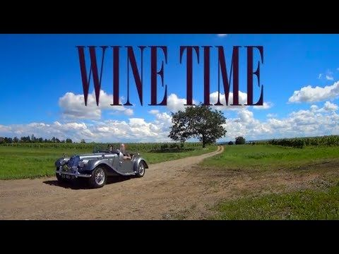My Nova Scotia: Wine Time - explores the booming #NovaScotia wine industry at Luckett Vineyards, Gaspereau Vineyards and Blomidon Estate Winery.
