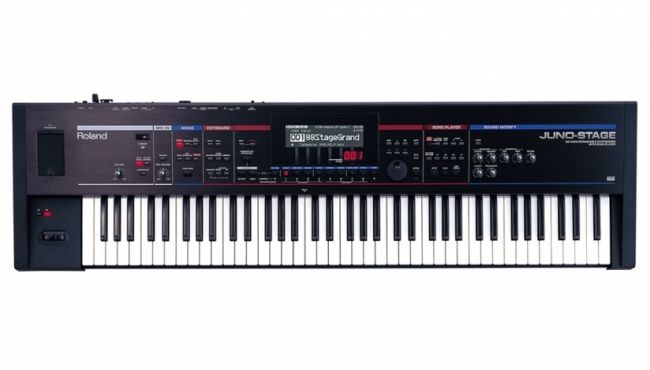 Roland JUNO STAGE Professional Synthesizer With Song Player