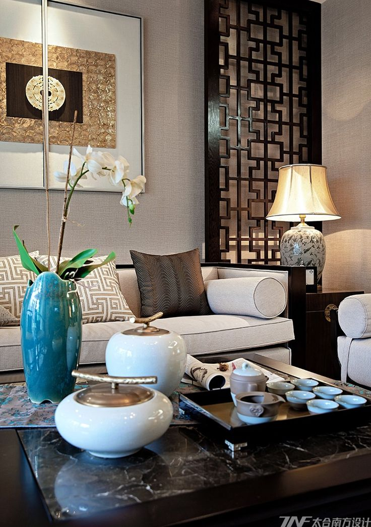 Oriental Interior Design Interesting Design Decoration