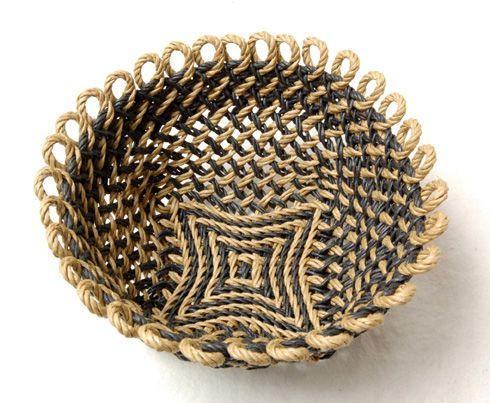 Ply-Split Loopy Basket Kit | Linda Hendrickson