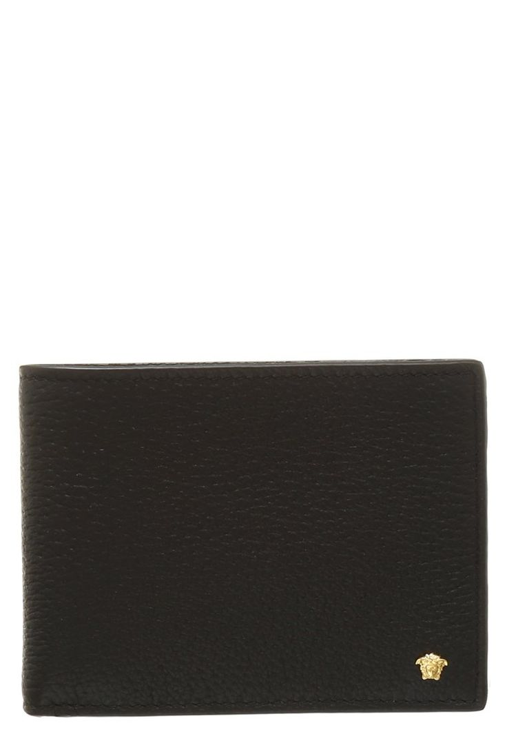 Versace PALAZZO Portfel black 1,089.00zł #moda #fashion #men #mężczyzna #versace #palazzo #portfel #black #męski #czarny #skóra #skórzany