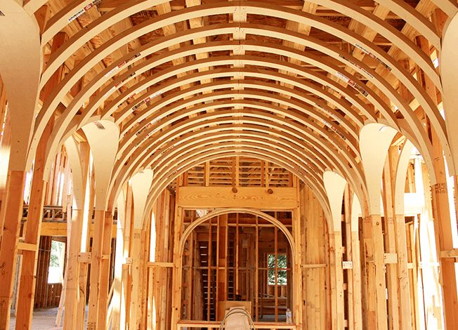 17 best images about ceilings we love on pinterest for Barrel ceiling ideas