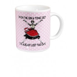 Gin & Tonic Diet Mug £4.50