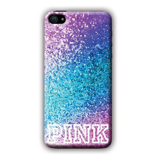 iphone 6 giveaway Victorias Secret (Pink Blue Glitter) iPhone 6   6s Phone  Case  9a4728c6d7a2