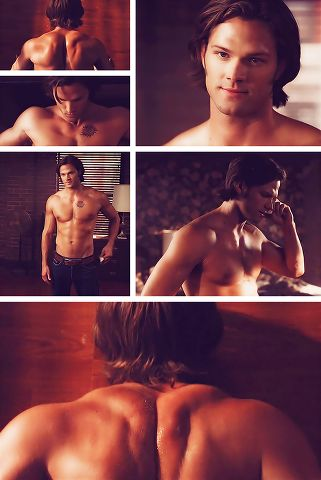 souless Sam....was sooooo HOT!!!