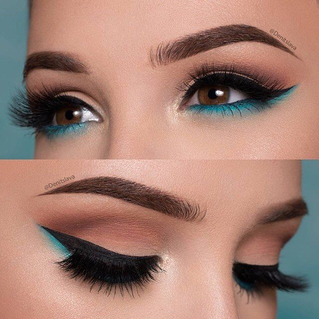 """4,773 Likes, 39 Comments - Pausa Para Feminices (@pausaparafeminices) on Instagram: """"Delineado é poder. Make tombadora da @denitslava 🙃🙃🙃 ---------- Makeup is power. Incredible work by…"""""""