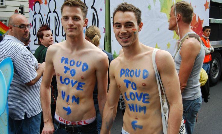 Gay Pride Europe 68
