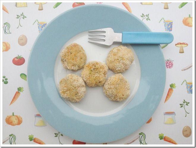 Mammarum: Polpette di pollo e verdure per bambini (e non, co...
