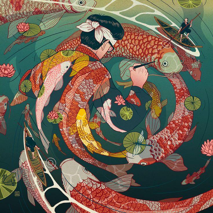 17 meilleures images à propos de Art chinois ou japonais