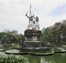Μπαλί, Ινδονησία - Puputan Badung
