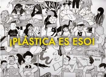 Selección de blogs dedicados a la asignatura de Educación Plástica y Visual para Educación Secundaria y Bachillerato.