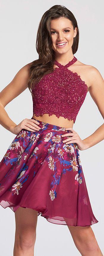 Cropped Short Dresses