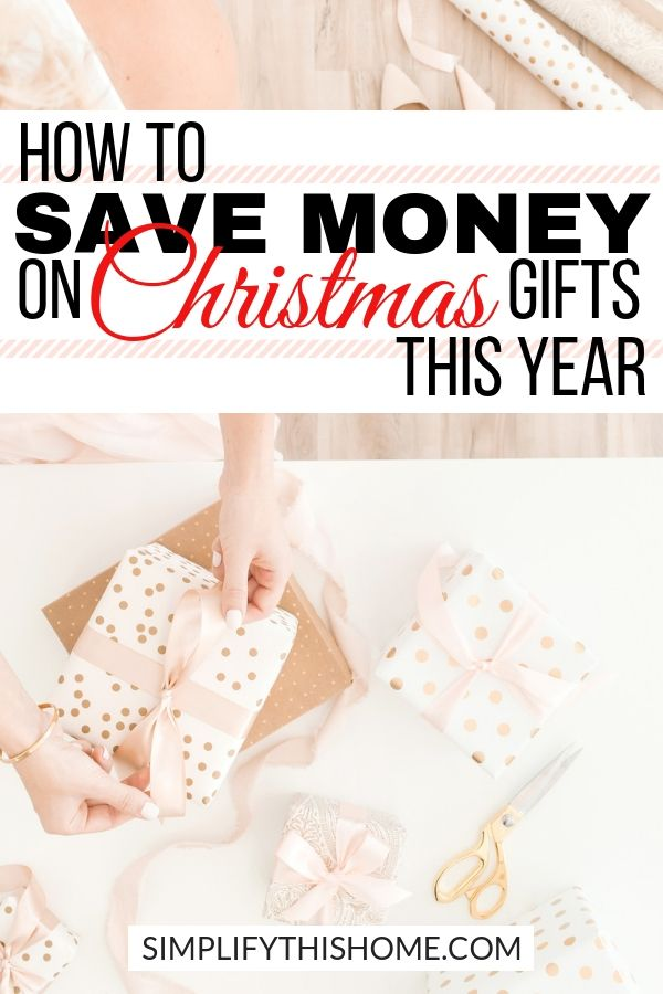Christmas Gifts on a Budget: How to Save Money on Christmas Gifts ...