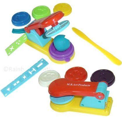Rainbow Creations Play Dough Machine (2 pack)