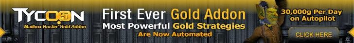Dynasty - World Of Warcraft Add-ons & Guides : Tycoon Gold Add-on Review